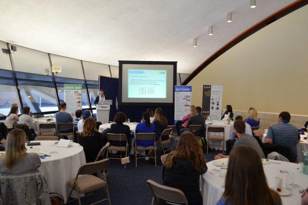SWANA at conference presentation