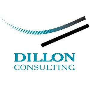 Dillon Consulting blue logo
